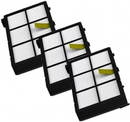 iRobot Roomba AeroForce High-Efficiency Filters - 3 Pack - 900 Series