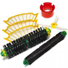 iRobot Roomba Replenishment Kit for Red and Green Cleaning Heads - 82401